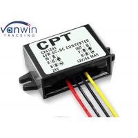 Buy cheap DC 24V to 12V Car Power Converter Regulator Max 5A 60W Plastic from wholesalers