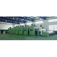 Buy cheap Double Needle Geotextile Production Line / Leather Fabric Production Line 130-950kg / H Capacity from wholesalers