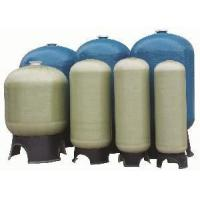 Buy cheap FRP Tank (Fiber Glass pressure vessel tank, water treatment parts) from wholesalers
