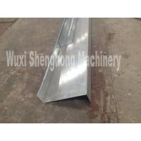Buy cheap Roll formed Steel structural products / Z purlin / C purlin and top hats from wholesalers