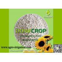 Buy cheap DOWCROP HIGH QUALITY 100% WATER SOLUBLE MONO SULPHATE MAGNESIUM 27% WHITE GRANULAR KIESERITE MICRO NUTRIENTS FERTILIZER from wholesalers