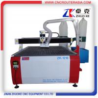 Buy cheap Advertising Wood CNC Engraver Machine with Vacuum and dust collector ZK-1218-2.2KW from wholesalers