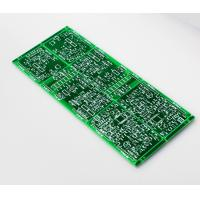 Copper Green Custom PCB Board , Shock Resistant Electronic PCB Board