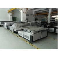 Buy cheap Custom Flatbed Wood Digital Printing Machine , 3020 Uv Curable Ink Printer For Glass Acrylic from wholesalers