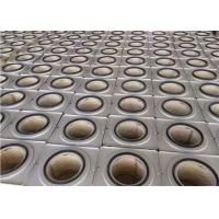 China Gas Turbine Air Filter  Construction Industries Large Air Flow Synthetic on sale