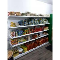 Buy cheap Grocery Or Supermarket Display Racks ,  Fruit And Veg Display Stands from wholesalers