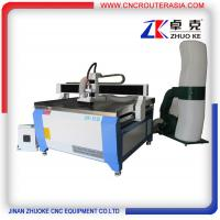 Buy cheap Hot sale CNC Router for metal wood for votagle 240V ZK-1212-2.2KW 1200*1200mm from wholesalers