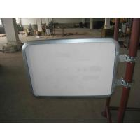 Buy cheap Scaffolding Sign Board Frame / Sign Stand Snap Frame A Board from wholesalers