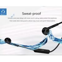 Buy cheap MP3 MP4 Bk3266 Noise Cancelling Sport Earbuds from wholesalers