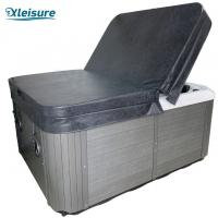 Buy cheap Flexibly Customized Hand - Rectangle Insulation Cover Vinyl Spa Hot Tub For Lucite Spa For Promotion In Charcoal from wholesalers