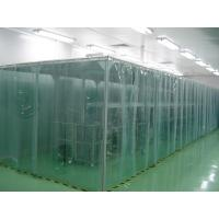 Buy cheap Aluminum Alloy / Stainless Steel Clean Room Equipment PVC Softwall Clean Booth from wholesalers