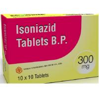 Buy cheap Isoniazid 300 Mg Tablet Oral Administration , Bacteriostatic Drugs Medicine For Tuberculosis Prevention from wholesalers