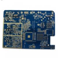 Buy cheap High Frequency Printed Circuit Boards(PCBs) manufacturer from wholesalers