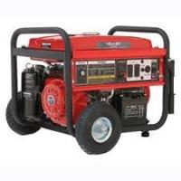 Buy cheap Portable Gasoline small power 6kw generator set with Electric Startup from wholesalers