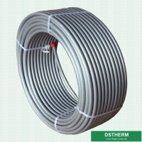 Buy cheap Grey color 16*2.0*300m PERT PIPE for Central air-condition pipeline system from wholesalers