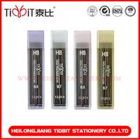China Unbreakable 0.5MM pencil lead refill for automatic pencil wholesale factory manufaturer on sale