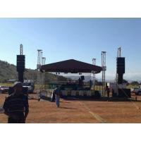 Buy cheap Aluminum spigot Truss  concert truss stage truss from wholesalers