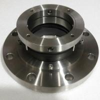 Buy cheap Wear Resistance Cartridge Mechanical Seal Stainless Steel For Agitator from wholesalers