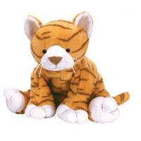 Buy cheap Brown Tiger Soft Toy Plush Toy from wholesalers