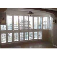 Buy cheap Indoor Pvc Window plantation shutters ,indoor shutter blinds from wholesalers