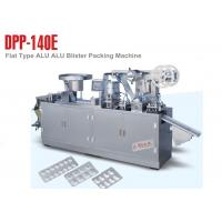 Buy cheap DPP-140E Small Alu Alu Blister Packing Machine for Health Care Products from wholesalers