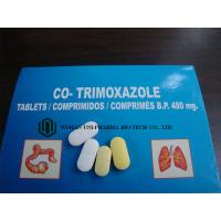 Buy cheap Co Trimoxazole Tablets 480 Mg Medical Tablets Antibacterial Medicine 200 Boxes / Carton from wholesalers