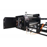 Buy cheap 1800mm Width Heat Transfer Press Sublimation Machine High Power from wholesalers