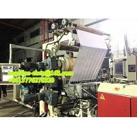 Buy cheap plastic PVC marble sheet making machine product