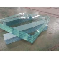 Buy cheap Cheap Price Warehouse Laminated Glass For Indoor Building Construction from wholesalers