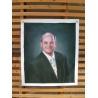 Buy cheap handmade custom made portrait art oil painting from wholesalers