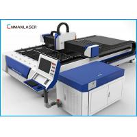 Buy cheap Water cooling 1000W Carbon Steel Pipe Fiber Laser Cutting Machine Price from wholesalers