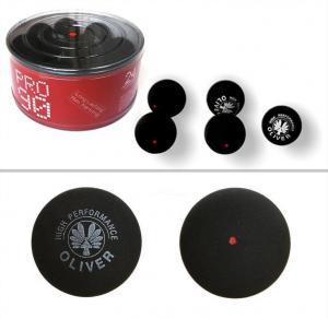 Buy cheap Oliver badminton racket,badminton shuttlecock,squash ,Toppro Kumpoo racket ball Wilson Head product