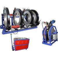 Buy cheap 380V Hydraulic Big Tube Plastic Pipe Welding Equipment PE Pipeline Welding Machines from wholesalers