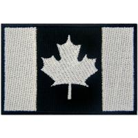 Buy cheap Canada Flag USA Embroidered Cloth Badges Patches Felt Paper Backing from wholesalers
