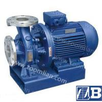 Buy cheap IHW horizontal chemical pipeline pump from wholesalers