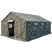 Buy cheap Aluminum Pole Windproof Outdoor Canvas Tent With Advanced CNC Technology from wholesalers