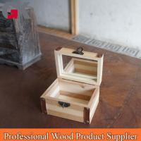 Buy cheap antique wood boxes hand carved, craft box from wholesalers