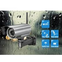 Buy cheap Waterproof Outdoor Wireless Mini CCTV Camera With LED Night Vision Support IPhone, IPAD product
