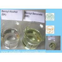Buy cheap 100% Purity Organic Steroid Solvents BA Benzyl Alcohol CAS 100-51-6 BB EO GSO from wholesalers