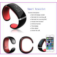 Buy cheap Smart bracelet,  bluetooth bracelet watch product