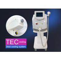 Buy cheap Big Spot Size 12*20mm 808nm Diode Laser Hair Removal Machine for women / men from wholesalers
