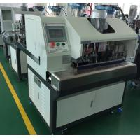 Buy cheap Automatic Terminal Crimping Machine for VDE Cable H03 / 05 VVH2-F from wholesalers