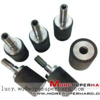 Buy cheap Sintered Resin Bond CBN Internal Grinding Head lucy.wu@moresuperhard.com from wholesalers