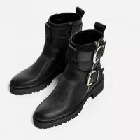 Buy cheap Ladies Fashion Boots with PU upper and TPR outsole low heel for sexy women from wholesalers