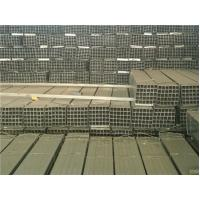 Buy cheap Welded Carton Steel Rectangular Tubing For Motorcycle Q195 Q345 A35 from wholesalers