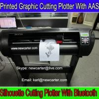 Buy cheap Automatic Contour Cutter Plotter Printed Label Cutting Machine Smart Vinyl Sign Cutter 24 from wholesalers