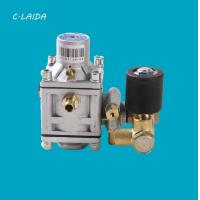 Buy cheap CNG sequential regulator reducer from wholesalers