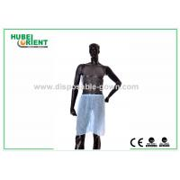 Buy cheap Breathable Flexible Disposable Exam Shorts Polypropylene Waterproof from wholesalers