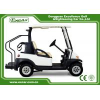 Buy cheap CE Approved Electric Used Golf Carts With Trojan Batteried Curtis Controller from wholesalers