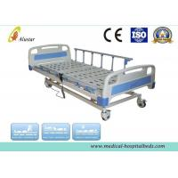 Buy cheap Muti-Function Aluminum Alloy Guardrails ICU Hospital Electric Bed With ISO,TUV (ALS-E302) from wholesalers